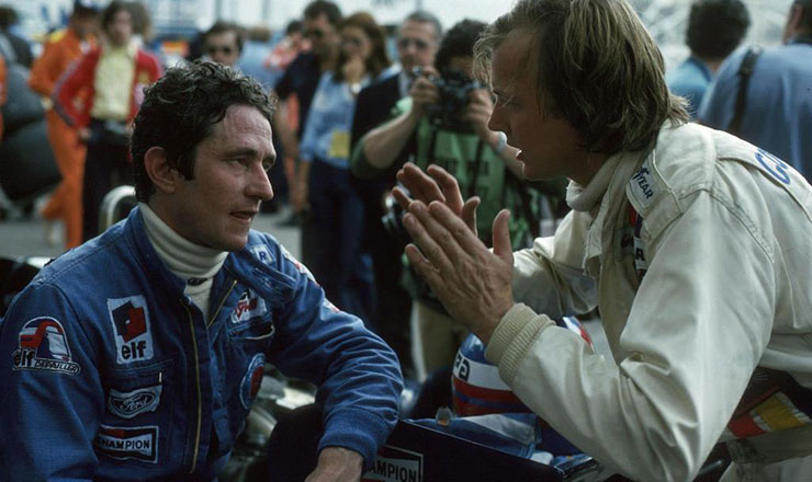 Photo of La corta ma intensa carriera di Patrick Depailler