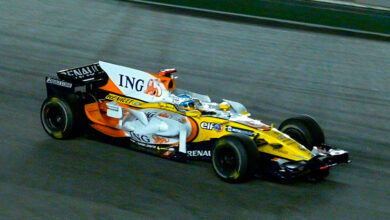 gp singapore 2008 fernando alonso