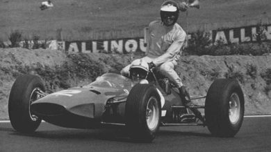 john surtees jim clark gp francia 1965