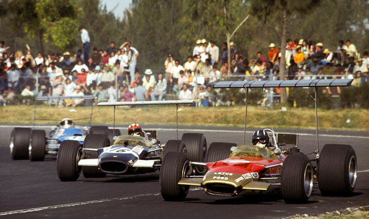 jackie stewart j siffert graham hill gp messico 1968