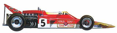 Lotus-Ford 49C/72