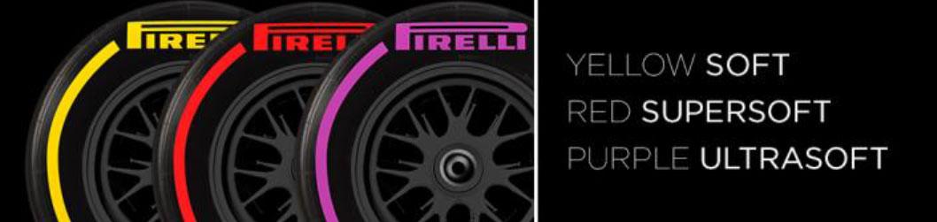 pirelli 2018 yellow red purple