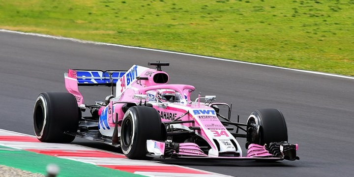 racing point force india 2018 5