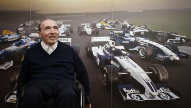 Photo of Frank Williams, la concordia e alcuni ricordi belgi