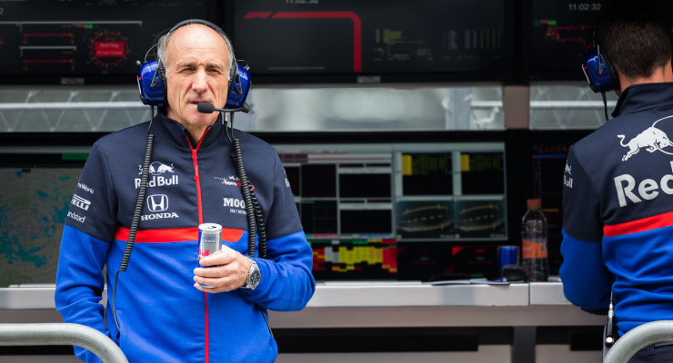 Franz Tost Toro Rosso