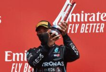 Photo of GP F1 70, Hamilton si inchina a Verstappen (e alle gomme)