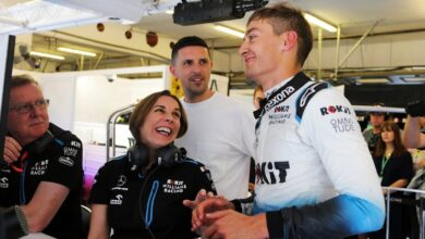 Photo of Claire Williams, tra critiche e riconoscimento