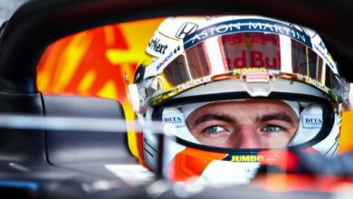 "Photo of GP Emilia Romagna, Verstappen: ""Terzo non male, ma…"""