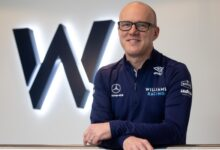 Simon Roberts team principal Williams